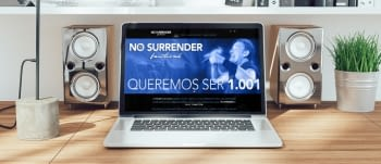 NO SURRENDER FESTIVAL relies on Ebasnet to create its website