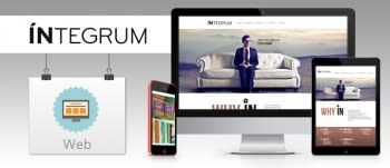 New website made for Integrum